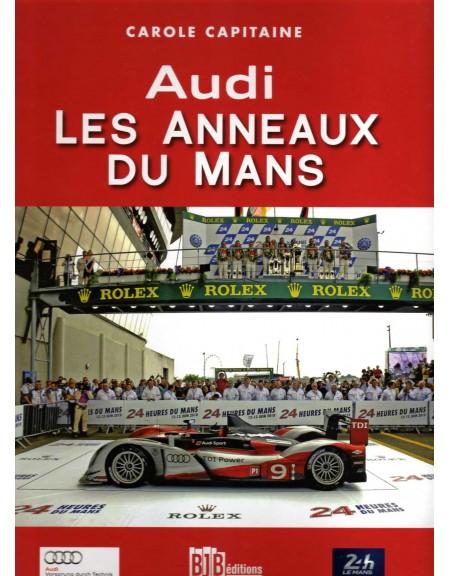 Audi, les Anneaux du Mans -  Carole CAPITAINE