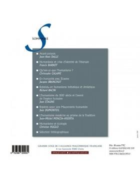 Les cahiers de l'Alliance N°2 - 4ième de couverture