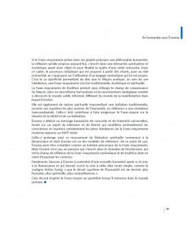 Les cahiers de l'Alliance N°2 - Page 49