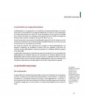 Les cahiers de l'Alliance N°3 - Spiritualité initiatique - Page 13
