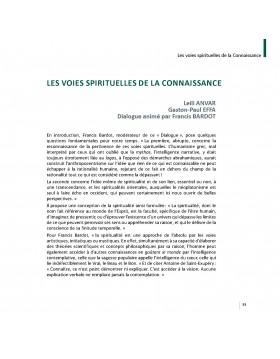 Les cahiers de l'Alliance N°3 - Spiritualité initiatique - Page 53