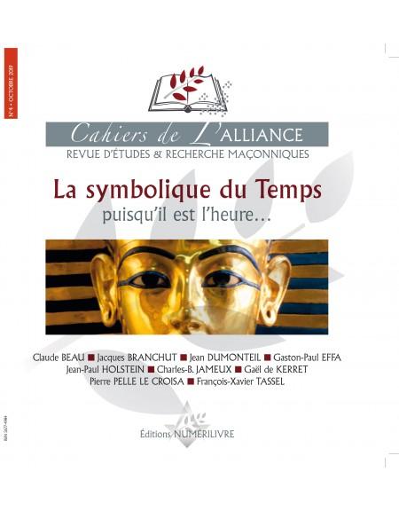 Les cahiers de l'Alliance N°4 - La symbolique du Temps