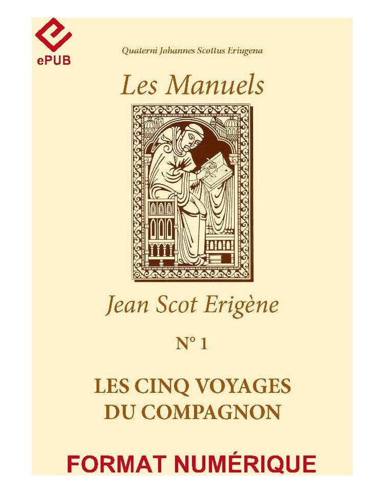 LES CINQ VOYAGES DU COMPAGNON (EPUB - Existe en Livre Papier)