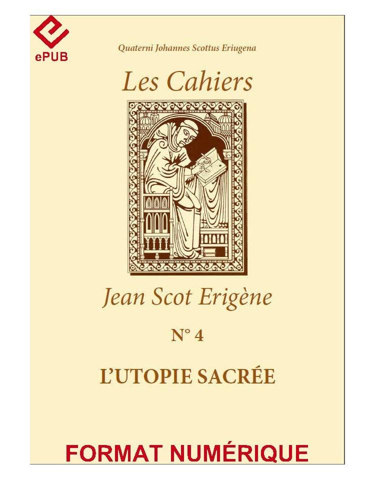 L'UTOPIE SACRÉE (EPUB)