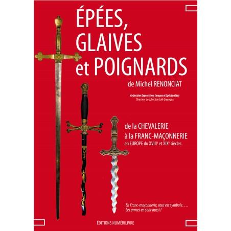 Couverture Epées, Glaives et Poignards