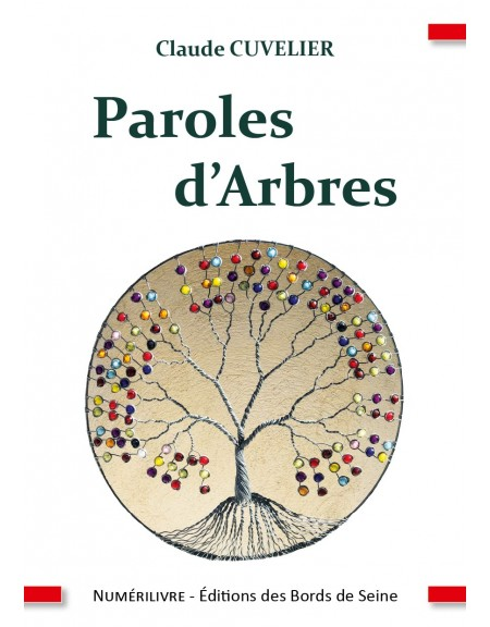 Couverture Paroles d'Arbres